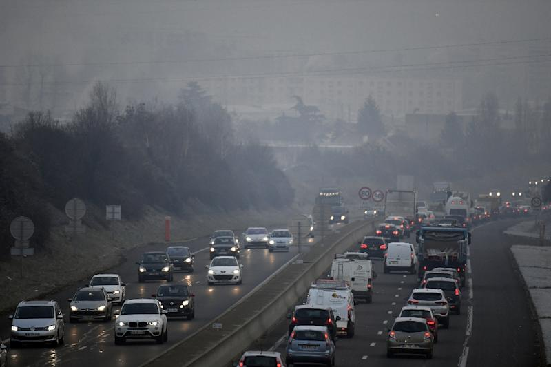 The EU's new emissions targets are ambitious, but some call them 'totally unrealistic' (AFP Photo/PHILIPPE DESMAZES)