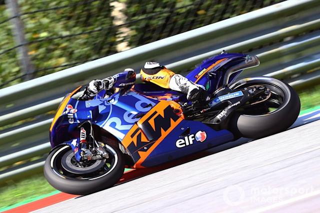 """Miguel Oliveira, Red Bull KTM Tech 3 <span class=""""copyright"""">Gold and Goose / LAT Images</span>"""