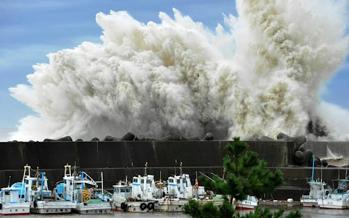 Smaller earthquakes that currently pose no serious tsunami threat could unleash waves capable of inundating coastal cities - AP