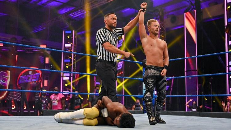 WWE INTERVEW: From not Knocking on the Door Enough to Breaking it Down – The Engrossing Drake Maverick Story