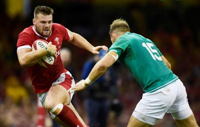 Rugby World Cup warm-up match - Wales v Ireland