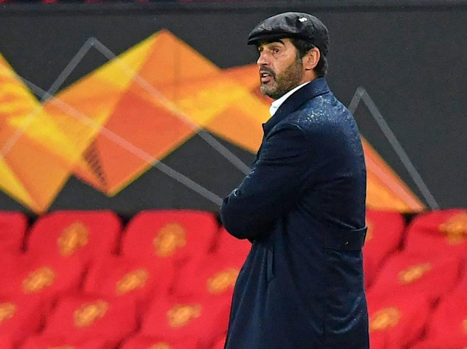 Roma-Trainer Fonseca muss im Sommer gehen