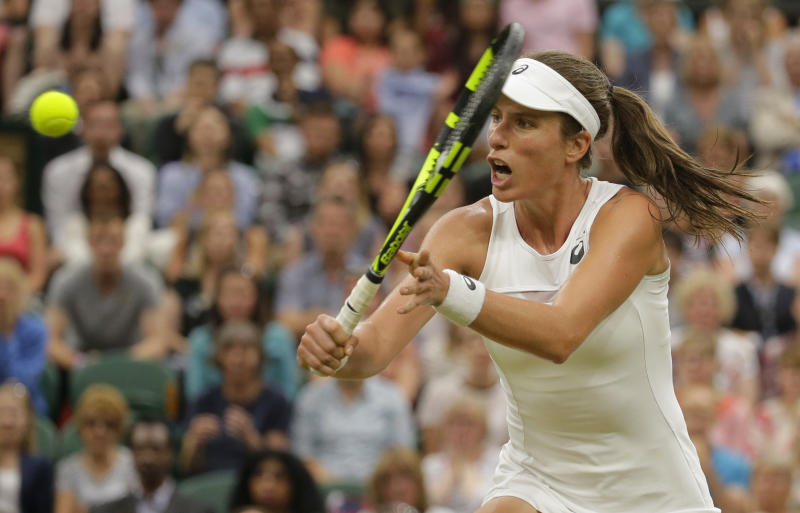 Johanna Konta elated to edge out 'in-form' Caroline Garcia