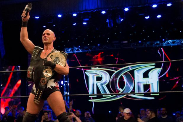 Ring of Honor Champ Christopher Daniels on Winning His First Ever Singles Title at 47More