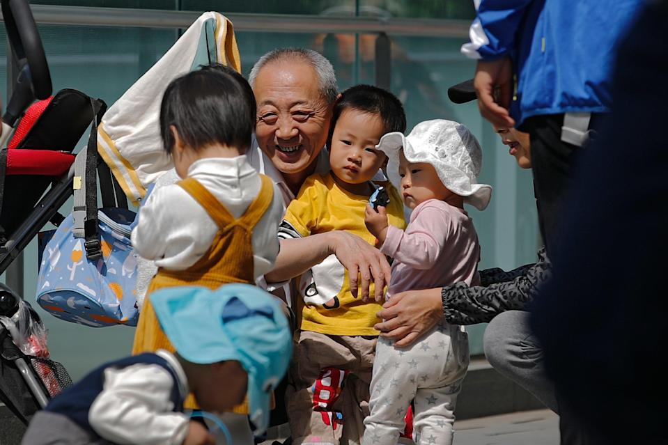 <p>File image: China's three child policy may be a big shift from its earlier stance, but experts say it won't bring a big change in the country's demographic </p> (AP)
