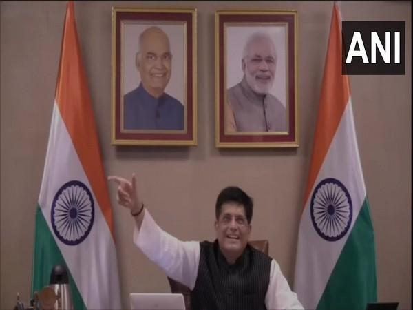 Union Minister of Commerce and Industry Piyush Goyal (file photo)