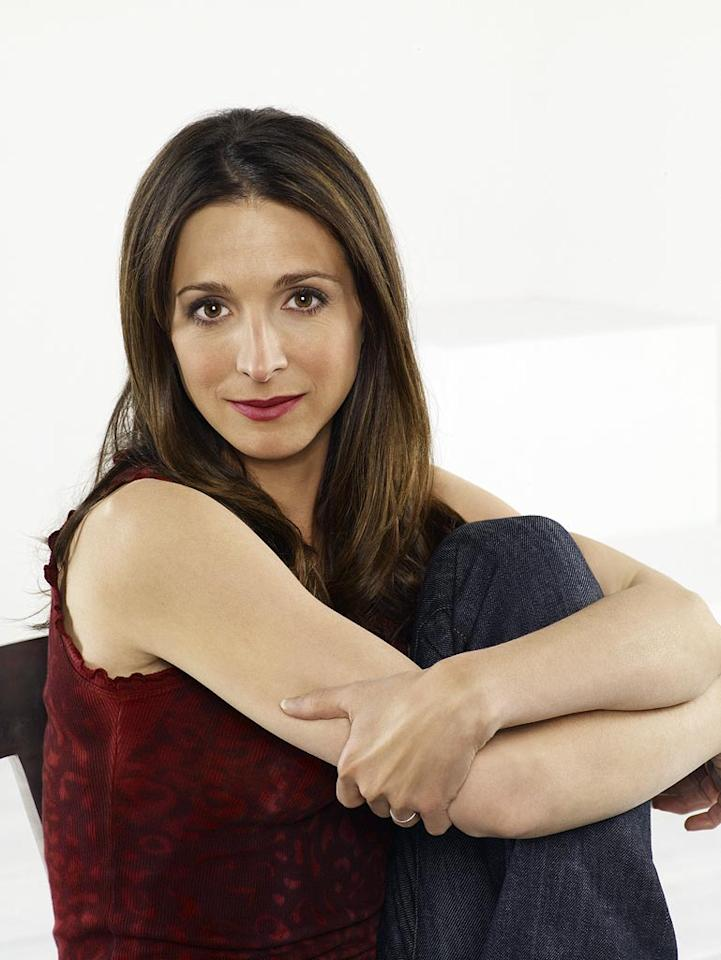"Marin Hinkle stars as Judith Harper in ""Two and a Half Men."""