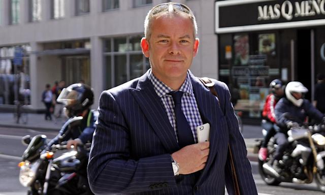 <span>Paul Struthers, chief executive at the Professional Jockeys Association.</span> <span>Photograph: Steven Cargill/racingfotos/Rex/Shutterstock</span>