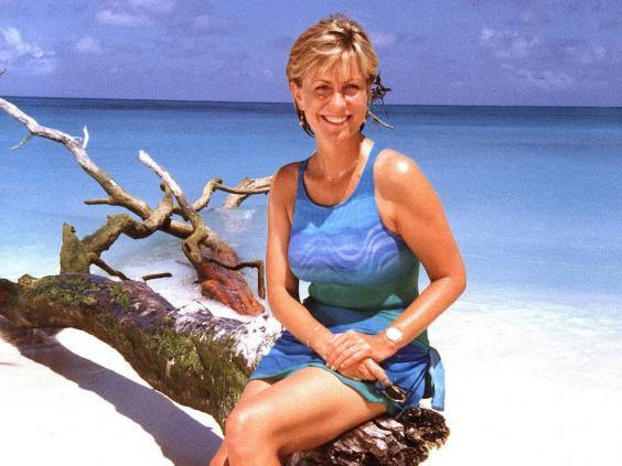 Jill Dando: one discounted theory suggested she had been killed on the orders of a besotted Russian crimelord whose advances she spurned while filming the Holiday programme in Cyprus (PA)