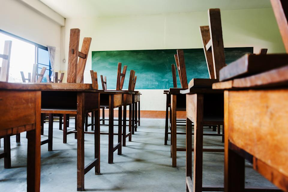 Schools in the UK have not been closed yet following coronavirus outbreak. (Getty Images)