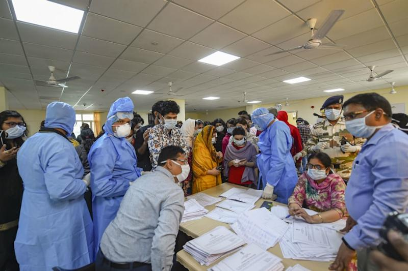 217 at ITBP Quarantine Centre after Evacuation from Italy Test Negative for COVID-19