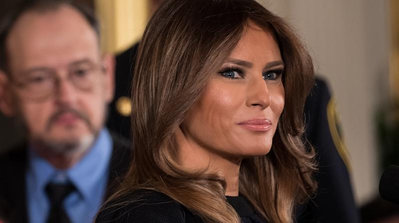 Melania Trump's Bullying Prevention Plans Are Still Mysterious
