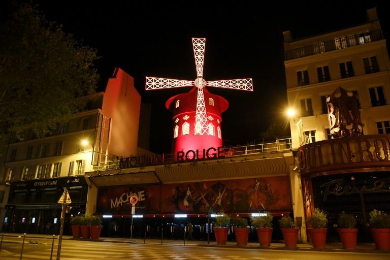 The Moulin Rouge at the foot of Montmartre opened at the height of Belle Epoque Paris in 1889, quickly associated with the wild cancan dance