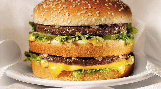 The Big Mac came to fruition in the '60s. Source: AAP
