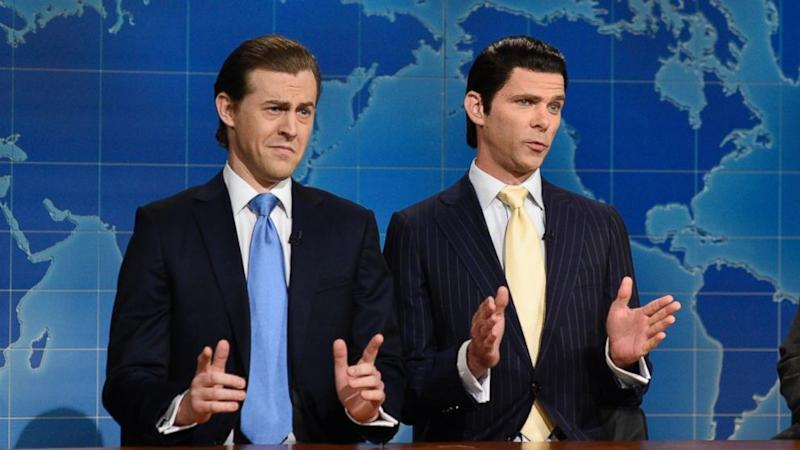Robert Mueller interrogates Eric Trump on SNL