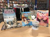 """<p><strong><a href=""""https://amalgamphilly.com/"""" rel=""""nofollow noopener"""" target=""""_blank"""" data-ylk=""""slk:Amalgam Comics & Coffeehouse"""" class=""""link rapid-noclick-resp"""">Amalgam Comics & Coffeehouse</a>, Philadelphia</strong></p><p>This fun and interesting shop is the perfect blend of comic books and coffee. According to the website, it's the <a href=""""https://amalgamphilly.com/whatthefrak/"""" rel=""""nofollow noopener"""" target=""""_blank"""" data-ylk=""""slk:only black-woman owned shop"""" class=""""link rapid-noclick-resp"""">only black-woman owned shop</a> of it's kind and the first black-woman owned comic book store on the East Coast. Stop in for an impressive selection of comic books, merch, and a good cup of coffee, or browse their online selection. </p>"""