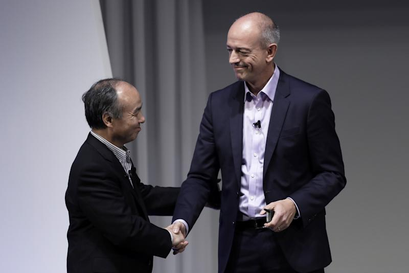 SoftBank's ARM Spends Big to Meet Son's Connected World Dream