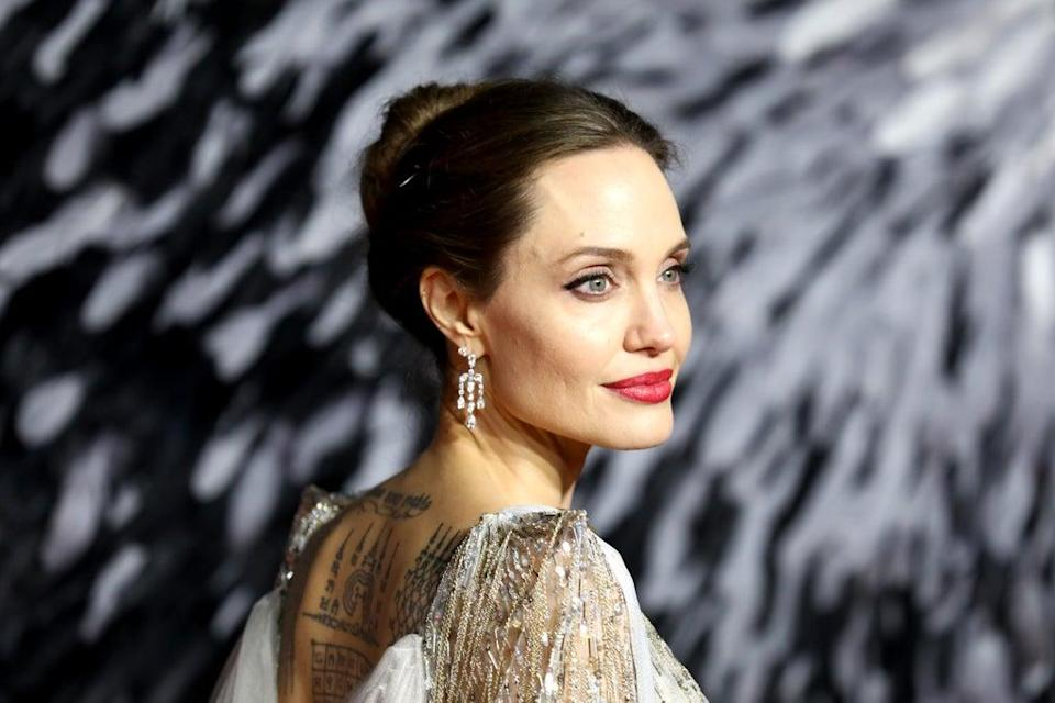 Angelina Jolie joins Instagram to share message about Afghanistan  (Tim P. Whitby/Getty Images)