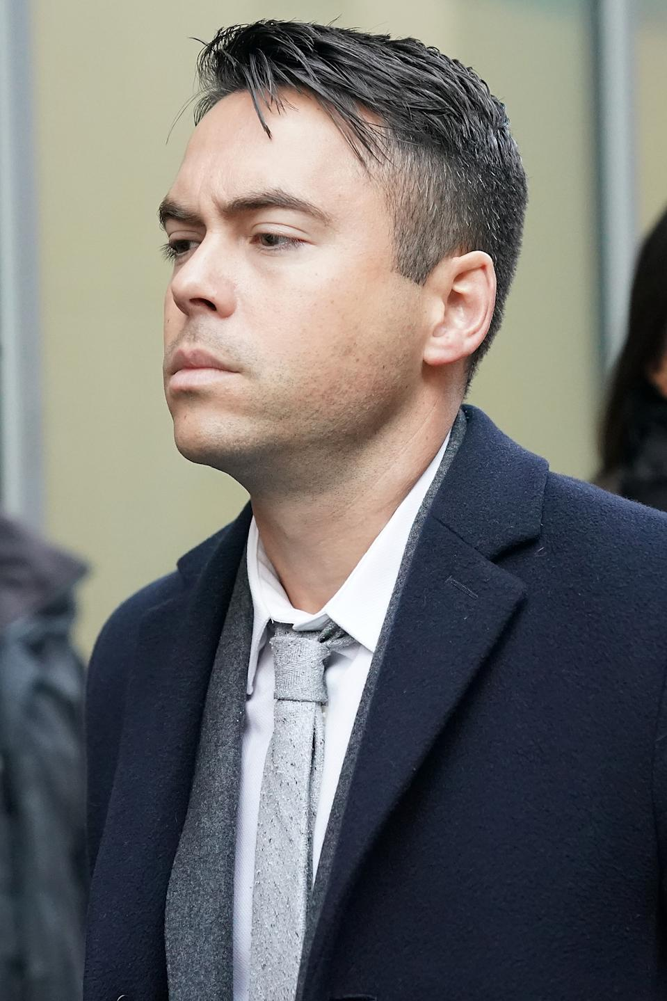 Bruno Langley's contract on the soap was terminated in 2017. (Photo by Christopher Furlong/Getty Images)