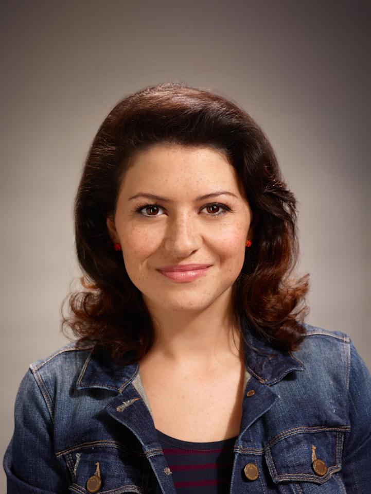 "Alia Shawkat as Maeby Fünke on ""Arrested Development"" Season 4."
