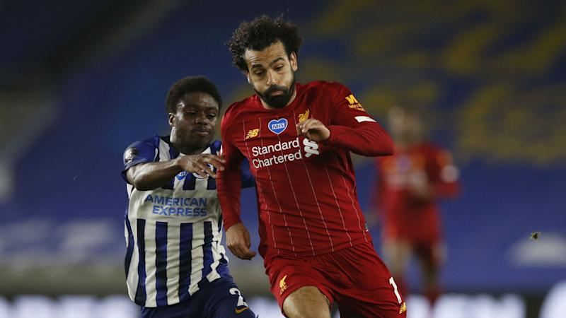 Salah fastest to Liverpool century as Reds set record pace