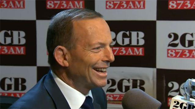 Mr Abbott is being accused of making trouble for his colleagues. Source: AAP