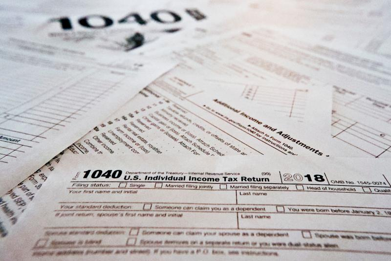 Lower tax refunds show how the Republican tax cut is keeping money in your hands all year