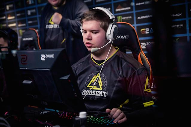 Godsent needs a big win soon (DreamHack Winter Flickr/Helena Kristiansson)