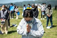 Japan is haunted by a 2011 quake which triggered a tsunami that killed more than 18,500 people and caused the Fukushima nuclear disaster