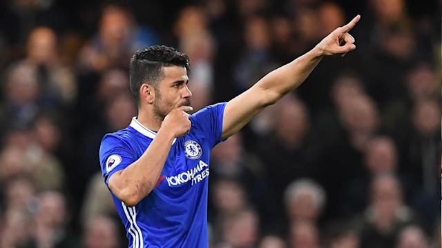 The striker made it clear that he was in no mood to take parting shots at the Blues after finally completing his move away from the club