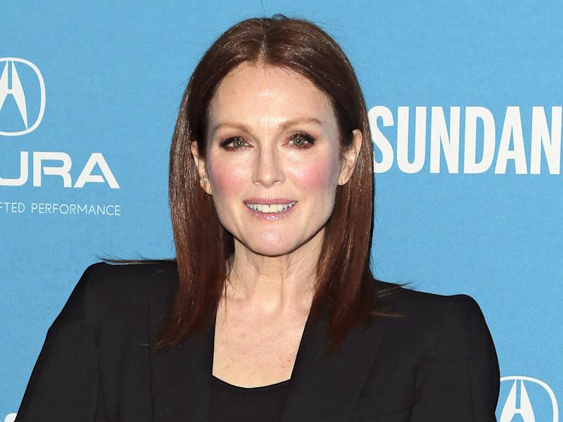 Julianne Moore avoids sun at all costs to prevent skin ageing