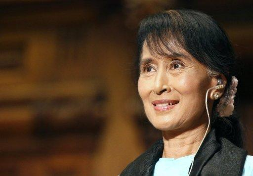 Aung San Suu Kyi will now prepare for the re-opening of Myanmar's fledgling parliament in Naypyidaw on Wednesday