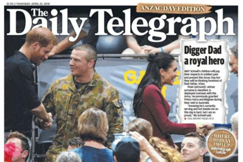 'By Mistake': Australia's Daily Telegraph Apologises After Printing Pages from Rival Newspaper