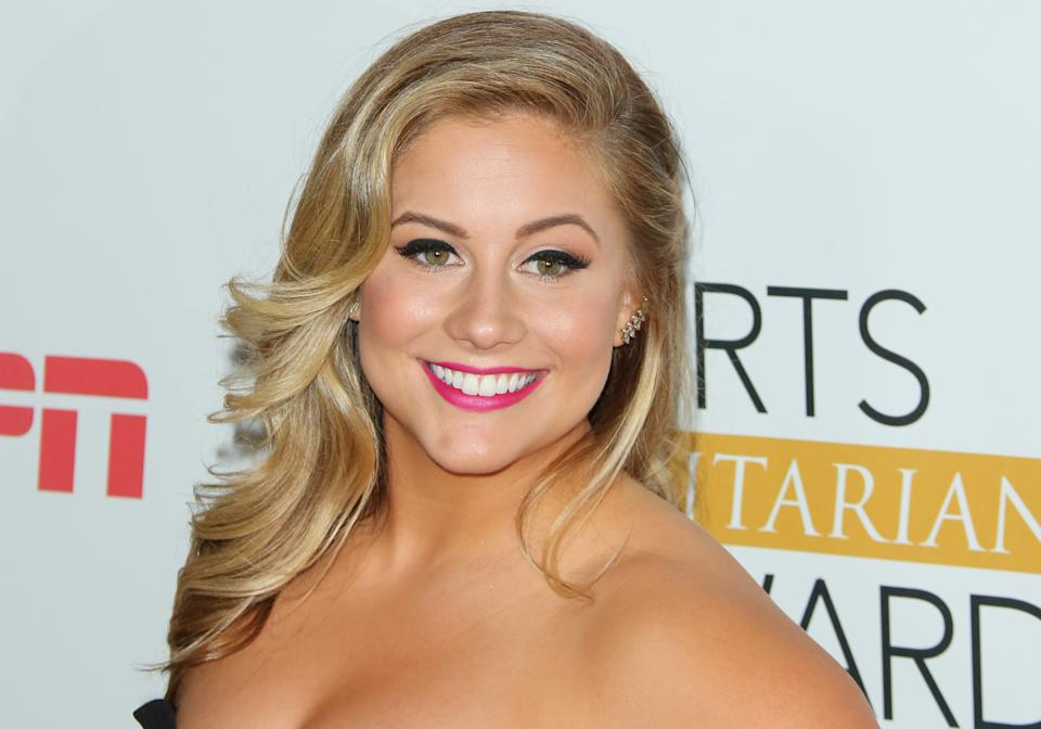Shawn Johnson says that she was humiliated by TSA while traveling with breast milk. (Photo: Getty Images)