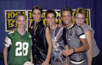 """<p>Dream Street was late to the boy band hype game, but got a boost from kids' channels like Disney and Nickelodeon for songs like """"It Happens Every Time."""" Now, they're best known for launching the career of Jesse McCartney, whose """"Beautiful Soul"""" is still just an absolute jam. Thanks, Dream Street! </p>"""
