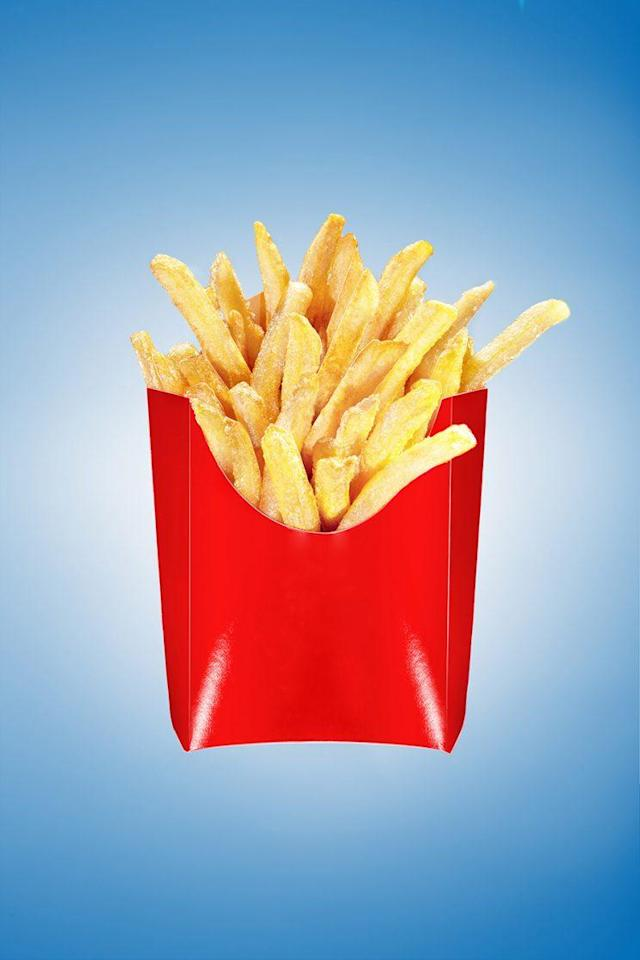 French fries are linked to a higher risk of death. (Photo: Getty Images)