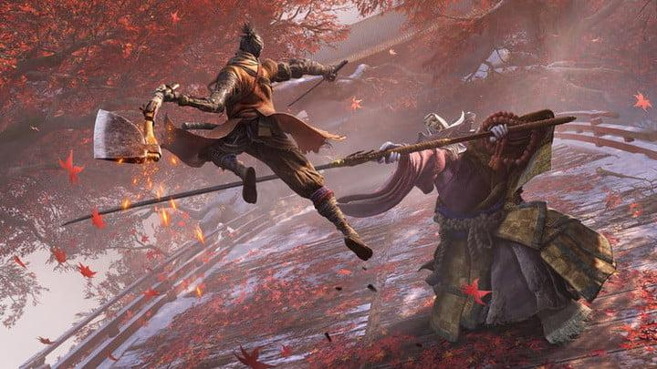 Sekiro easy mode mod FromSoftware Souls games gameplay difficulty