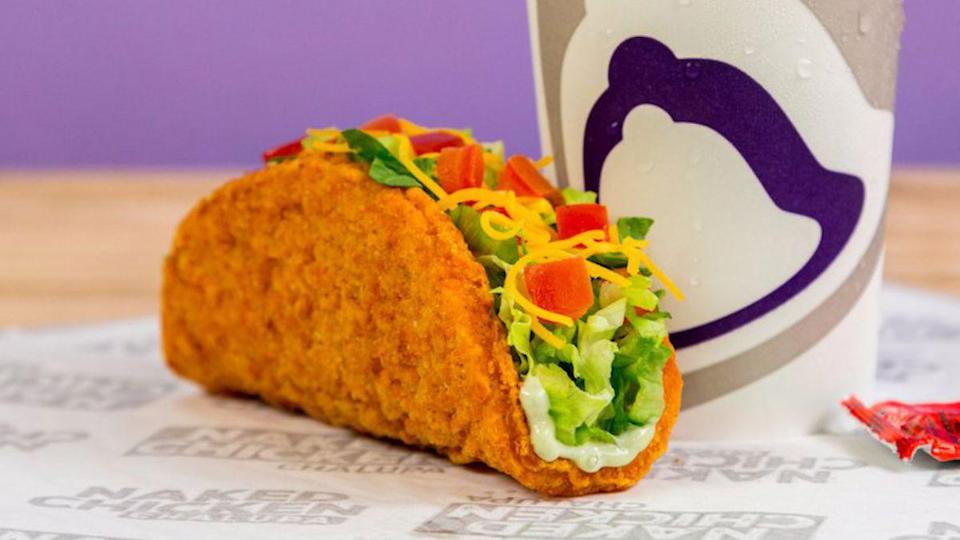 Taco Bells Crazy-Food Innovators Officially Run Out of Ideas