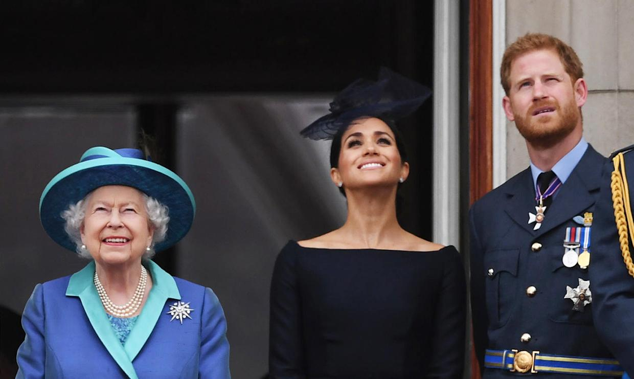"""Lilibet """"Lili"""" Diana Mountbatten-Windsor has been named after the family nickname the Queen. (PA)"""