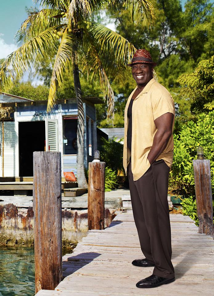 """Michael Clarke Duncan stars as Leo Knox in """"The Finder."""""""