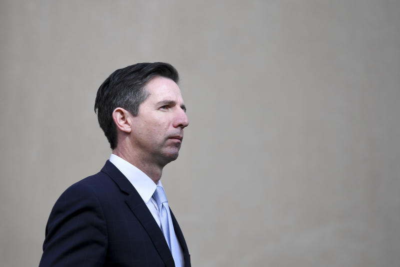 Australian Trade Minister Simon Birmingham has a difficult relationship to manage. Source: AAP