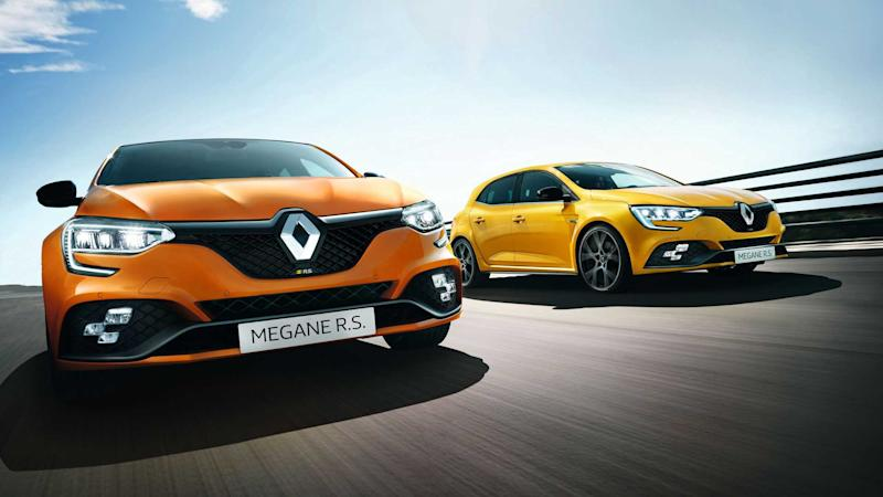 New Renault Mégane RS available to order now starting from £32,995