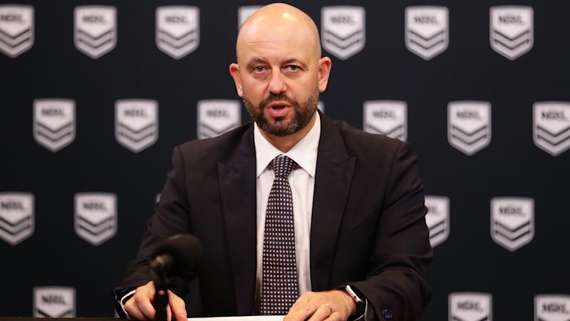 Coronavirus: NRL chief eager for all 16 clubs to survive amid financial worries