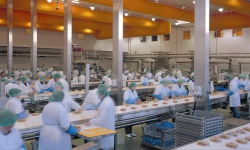 Nearly 300 workers test positive at M&S sandwich supplier in Northampton