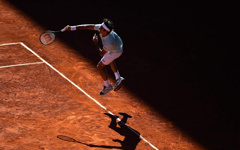 Roger Federer has a second Roland Garros title in his sights - AFP