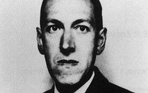 HP Lovecraft, author of At The Mountains of Madness