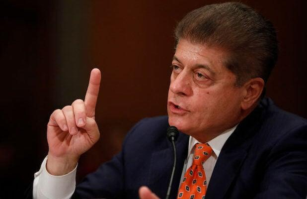 Fox News' Andrew Napolitano Accused of Sexual Assault, Attempted Rape