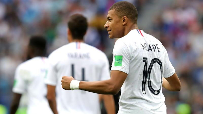 Mbappe: I'm staying at PSG
