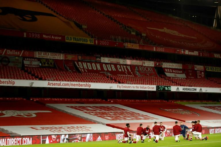 Both legs of Arsenal's Europa League tie with Benfica will be played in neutral venues