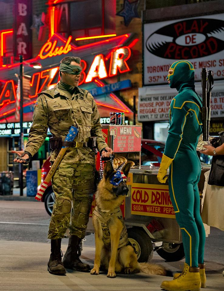 """Universal Pictures' """"Kick-Ass 2"""" - 2013"""